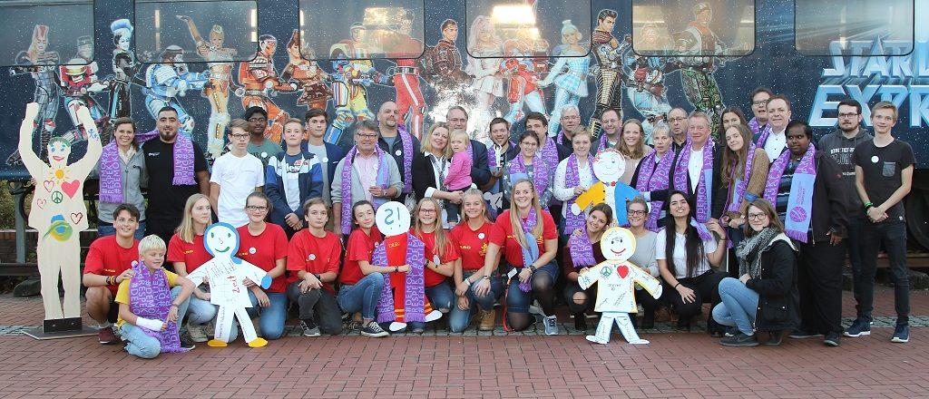 Dritte Jugendpolitische Sportschau der Sportjugend Bochum glänzt mit politischen VIPs