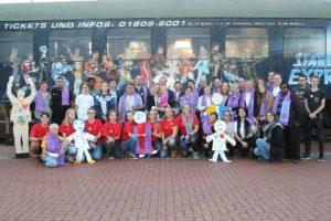3. Jugendpolitische Sportschau mit jugendpolitischem Workshop 2019 @ Starlight Express