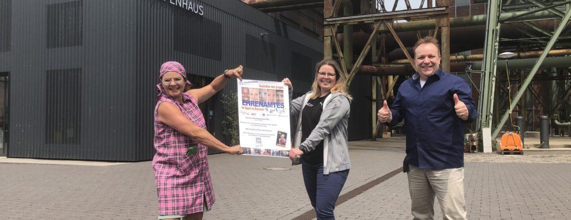 Gesichter des jungen Ehrenamtes im Sport in Bochum© 2020 – Nominierungscountdown läuft!