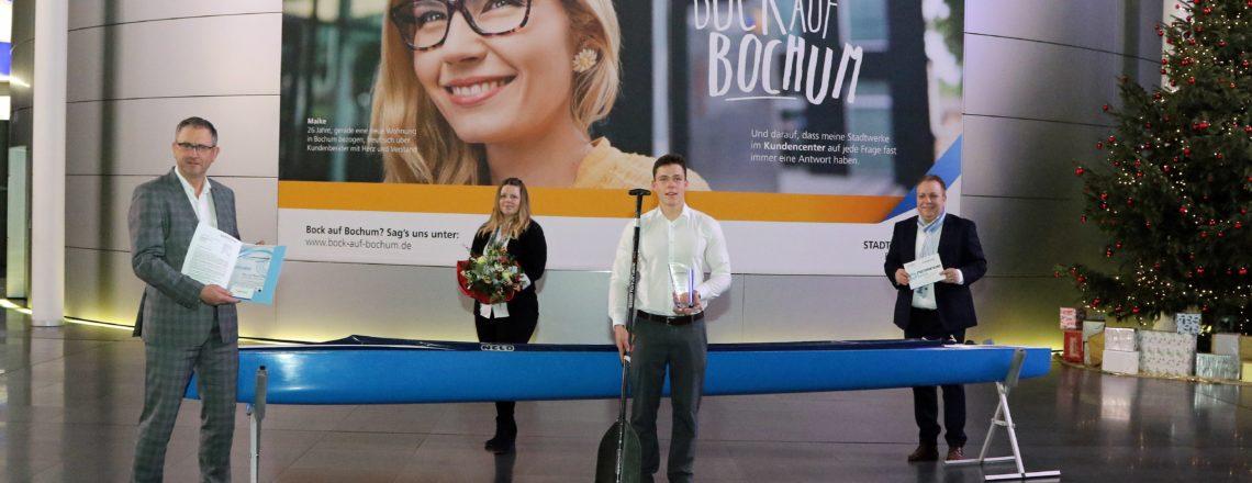 Jugendsportlerehrung der Sportjugend Bochum – 2020 nur virtuell