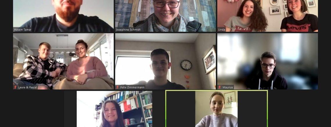 J-Team Treffen: Gute Laune trotz Pandemie