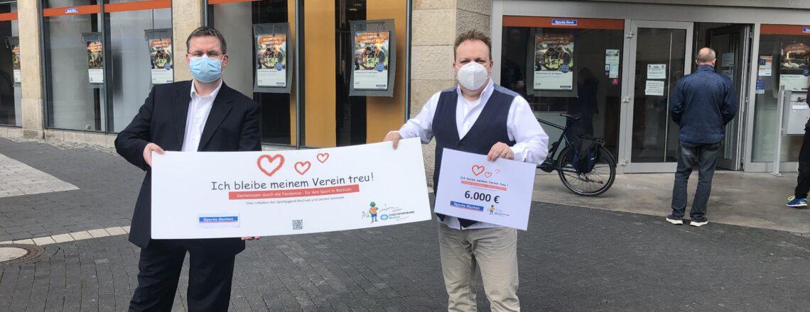 Bochumer Sportvereine beweisen in der Pandemie Engagement und Kreativität