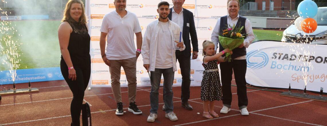 Großer Jubel und viel Freude bei der Jugendsportlerehrung