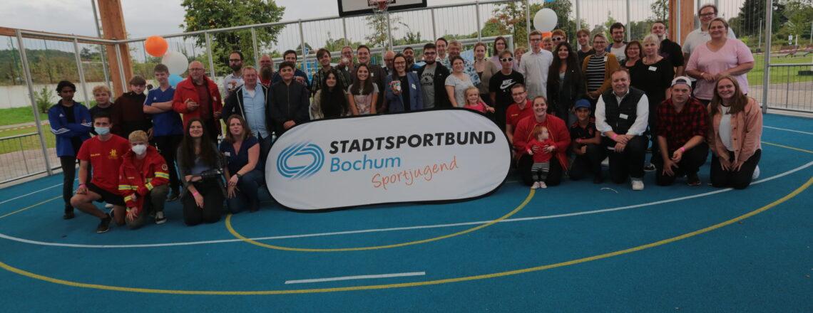 "Bochumer Jugend trifft Politik im ""Urban Green"""